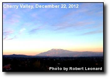 Peak Sunset
