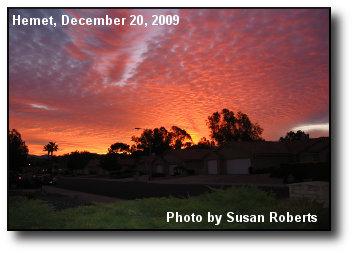 Seven Hills Sunrise