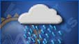 Rain Likely, Mostly cloudy