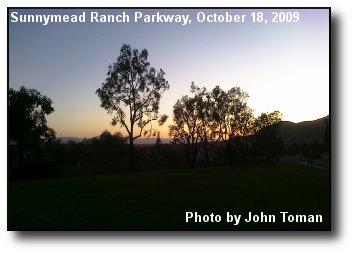 Sunnymead Sunset