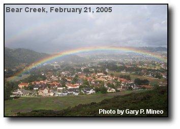 Bear Creek Rainbow