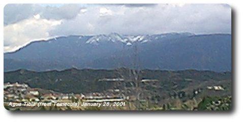 Agua Tibia Snow