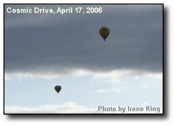 April Balloons