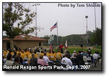 Flag Dedication