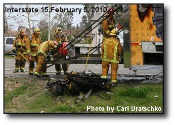 Freeway Fire