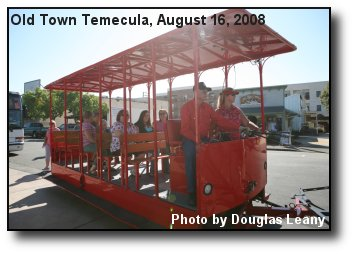 Old Town Trolly