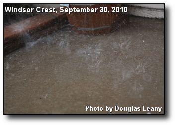 Raindrop Splatter