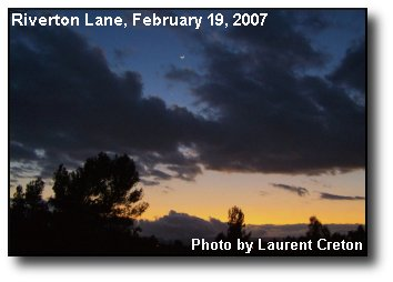 Sunset Crescent