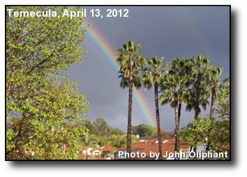 April Rainbow