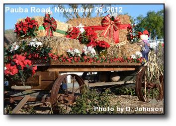 Holiday Wagon