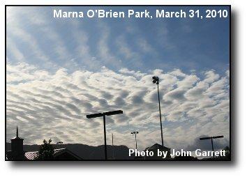 Herringbone Clouds