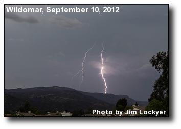 September Lightning